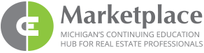 CE Marketplace - Michigan's continuing education hub for real estate professionals
